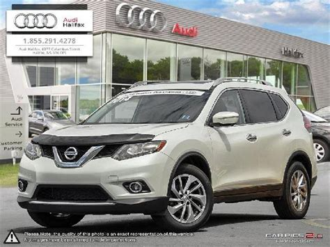 2014 nissan rogue special fully loaded 24 988