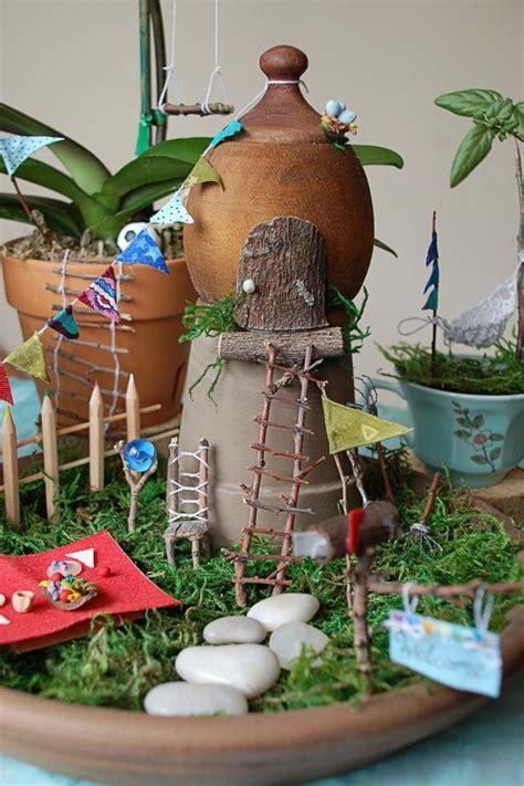 diy indoor fairy garden hgtv