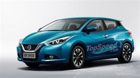 new generation nissan micra looks incredibly aggressive in