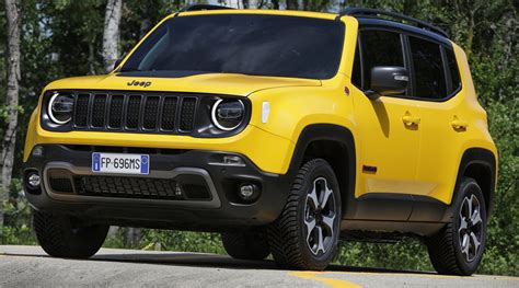 2020 Jeep Gladiator Yellow by 2019 Jeep Renegade Detailed