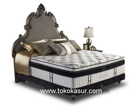 Kasur Bed Cirebon kasur bed murah springbed therapedic air