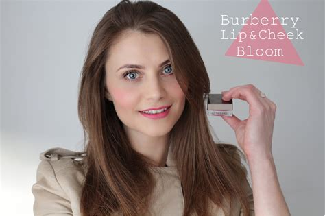 Burberry Lip Cheek Bloom burberry lip cheek bloom review social beautify