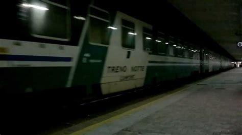 carrozze letto intercity notte per roma termini da trieste centrale