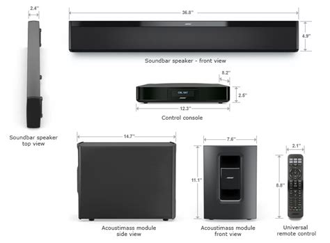 Bose Cinemate 130 by Bose 174 Cinemate 174 130 Digital Home Theater Speaker System Thrillingaudio