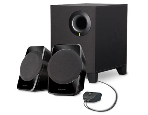Speaker Aktif Creative A120 sbs a120 speakers creative labs asia