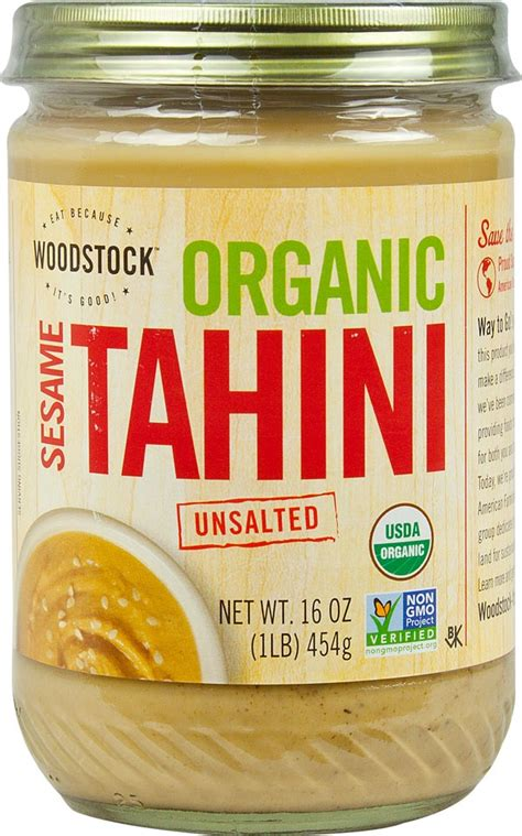tahini paste recipe dishmaps