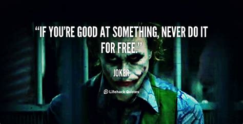 Joker Quotes Joker Quotes Image Quotes At Hippoquotes