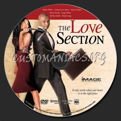 the love section the love section dvd label dvd covers labels by