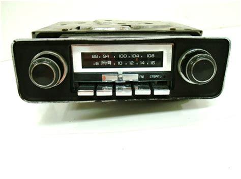 1980 1981 Audio Radios And Audio 1978 1981 firebird am and fm stereo radio used gm