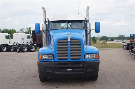 used t600 kenworth used 1993 kenworth t600 daycab for sale 521404