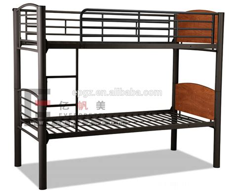 Heavy Duty Bunk Bed Heavy Duty Metal Bunk Bed For Army Or C Or Dormitory View Bunk Bed Everpretty Product