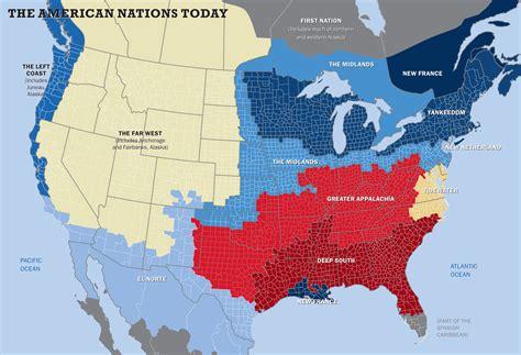 america map up regions of america familytree