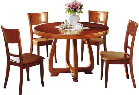 designer wood dining tables 4227