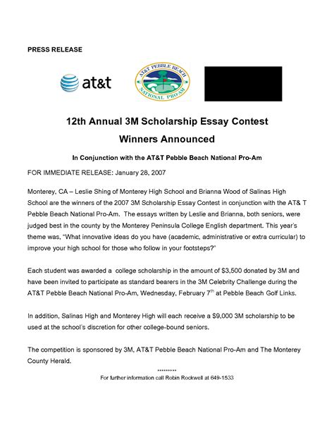 Scholarship Sweepstakes - scholarship essay contests consumer education ayucar com