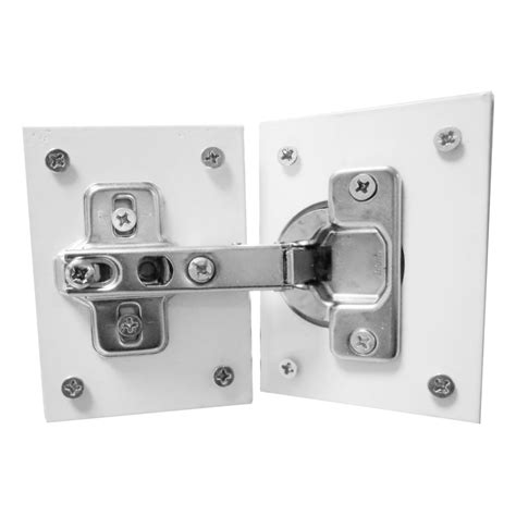 cabinet hinge repair bracket