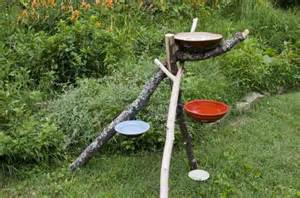 Bird bath ideas to attract birds to yard the self sufficient living