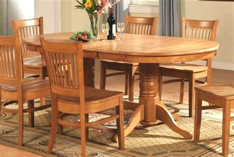 ideas  light oak dining tables  chairs