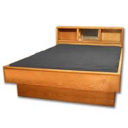 wasserbetten gestelle woodwork wood waterbed frame pdf plans