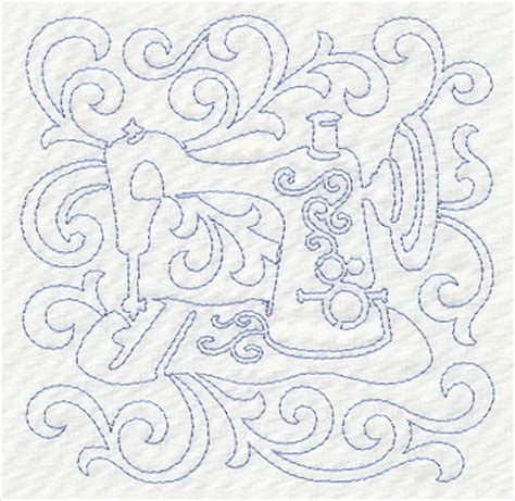 Quilting Designs For Embroidery Machine by Machine Embroidery And Quilting Free Embroidery Patterns