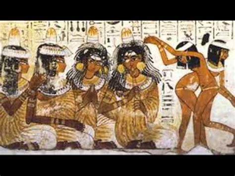 imagenes egipcias antiguas la m 218 sica en el antiguo egipto youtube