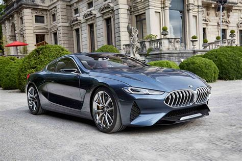 bmw concept exclusive bmw 8 series concept quick drive automobile