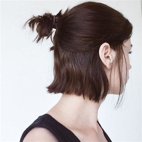 hair in a bun with short hair for black women 20 girly hairstyles you must love pretty designs