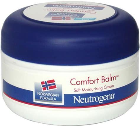 body comfort reviews neutrogena norwegian formula comfort balm skin care