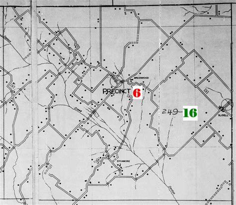 map of wise county texas 1940 wise county tx census extraction tables for greenwood slidell sycamore and area ed 16