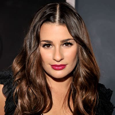 which hair colour does lea michele wear for loreal celebrity gossips and images lea michele hair colour