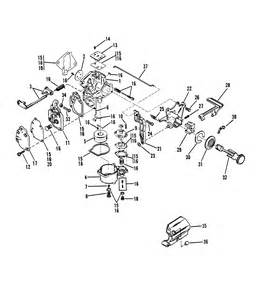 carburetor assembly 15 for mariner mercury 6 8 hp 9 9 15 hp