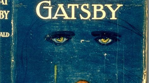 symbolism of great gatsby book cover f scott fitzgerald on writing the great gatsby big think