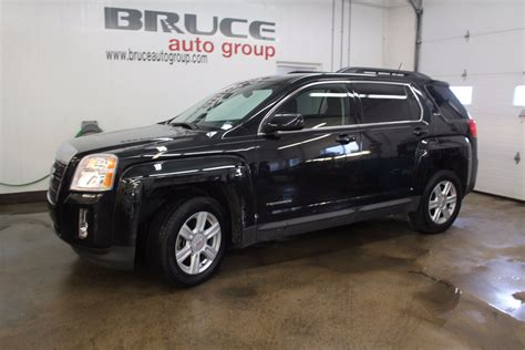 2015 gmc terrain sle 3 6l 6 cyl automatic awd for sale