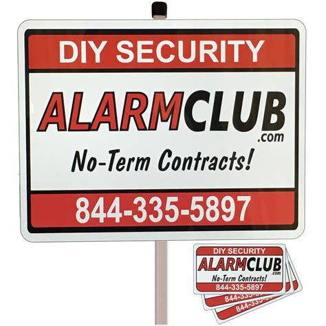 home security signs and stickers 28 images 2 home
