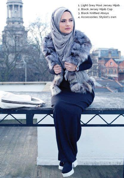 Maxi Nadya Abu inayah look hashtag fashion