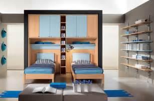 Modern Kids Bedroom Decorating Ideas » Home Design 2017
