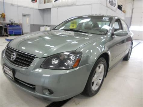 airport acura cleveland used 2005 nissan altima 3 5 sl for sale stock i850799a