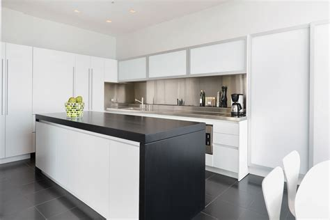 black kitchen islands black white kitchen island