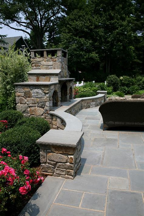 quartzite place bluestone patio chatham new jersey