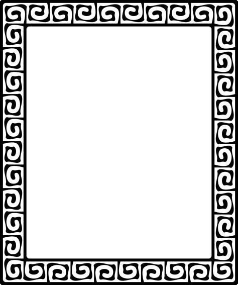 versace pattern png clipart greek key frame 2