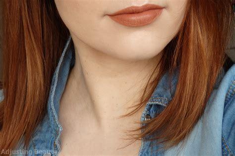 light brown matte lipstick all brown matte makeup adjusting beauty
