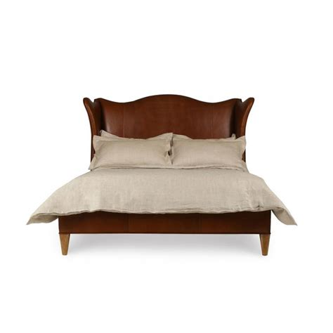 hannah bed century mn5702k archive home and monarch hannah leather