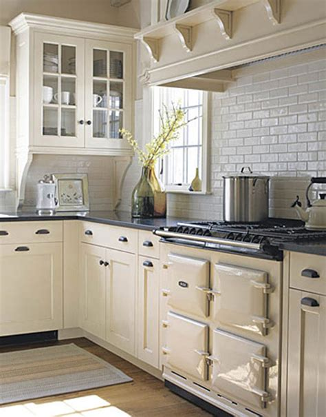 kitchen backsplash ideas with cream cabinets all white traditional kitchens interiors b a s blog