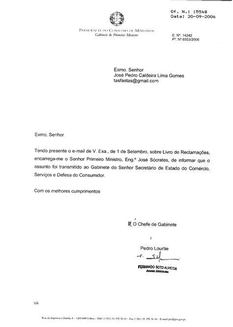 . CARTAS: Portal do Governo - Existência Livro de