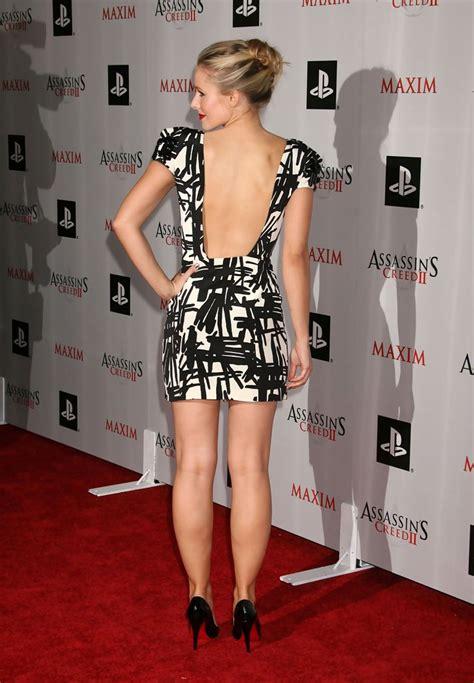 Get Look Edition Kristen Bells Lbd by More Pics Of Kristen Bell Pumps 1 Of 7 Kristen Bell