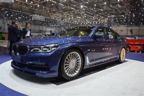 bmw 7 series alpina price the new alpina b7 shines at the 2016 geneva motor show