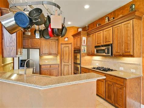 Christopher Kitchen by Relocating To This Frisco Family Home Is A