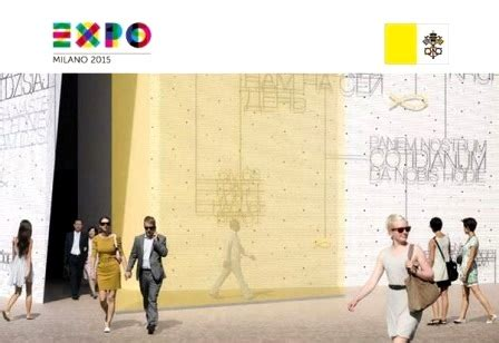 bibbia santa sede la santa sede ad expo 2015 futuro europa