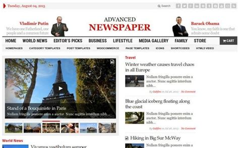theme advanced newspaper best wordpress themes in 2015