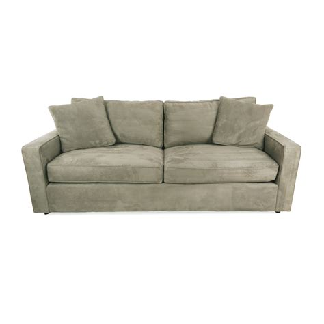 room and board eugene sofa 69 off crate and barrel crate barrel simone daybed