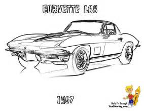 free printable coloring pages of muscle cars cooloring com